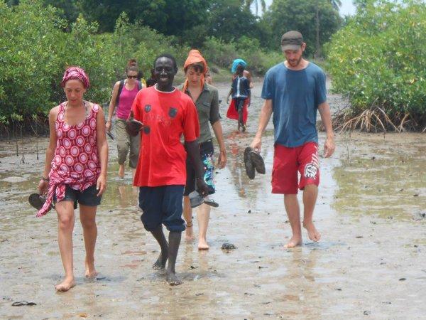 Randonnée Sénégal îles du Saloum