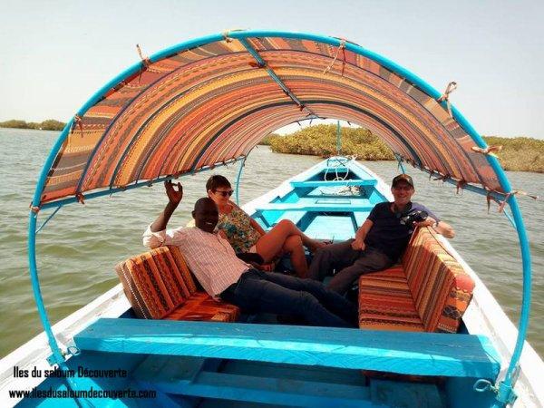 îles du Saloum Découverte-Sénégal