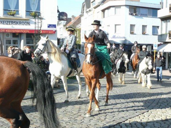 encore une petite photo de la parade de Charles de Lorraine