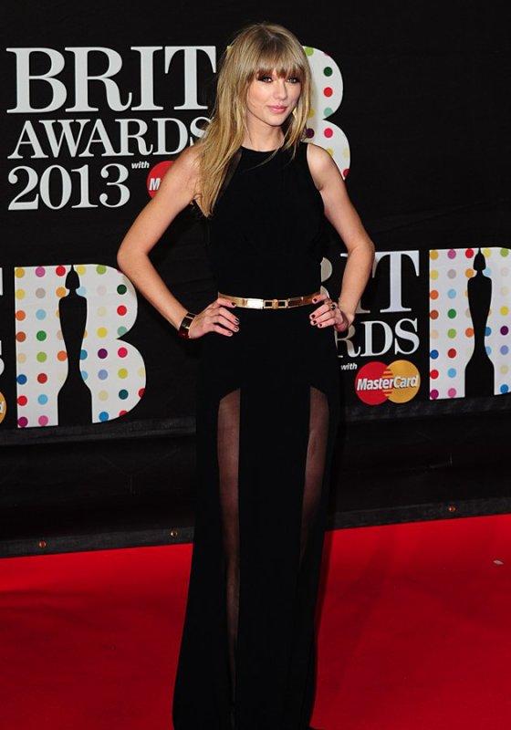 Brit Awards 2013 : One Direction, Taylor Swift, les plus belles photos de la soirée !!!