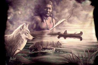 Sagesse des Apaches.