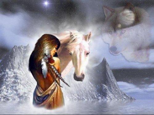 Prière au Grand Esprit.