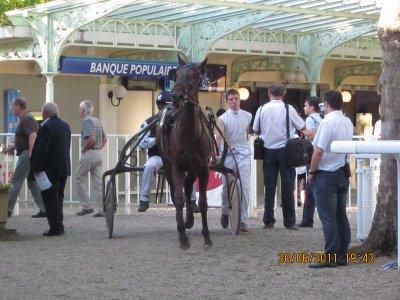 Vichy hippodrome Bellerive.