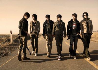 < Shinhwa >