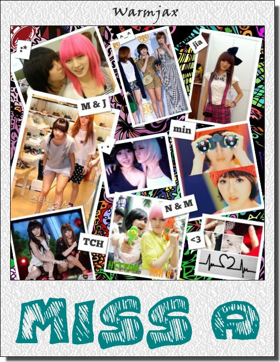 < Miss A >