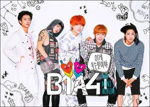 < B1A4 >