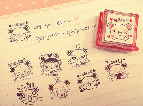 < Hangul >