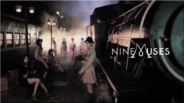 < Nine Muses >