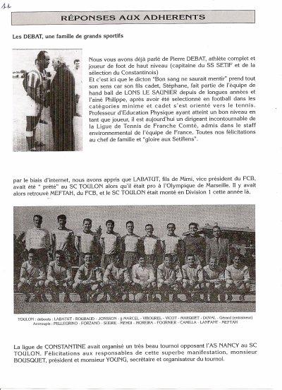JOURNAL DE L' UDAFAN N°27.11