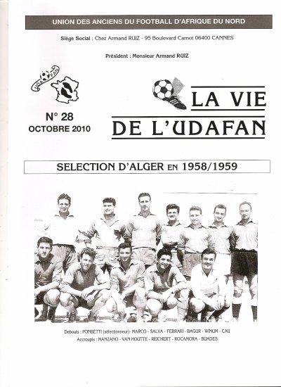 JOURNAL DE L' UDAFAN N°28.1