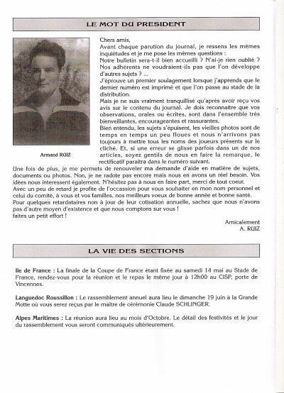JOURNAL DE L' UDAFAN N° 29.2