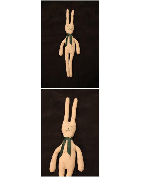 N° 200 - Doudou lapin