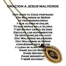 JESUS MALVERDE : saint des pauvres et des hors la lois .