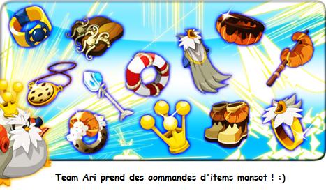 Le retour de la team Ari , un nouveau début !
