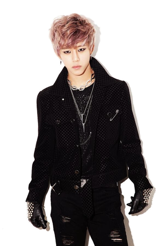 "#1. Daehyun's official picture for "" One Shot "" [japanese version]"