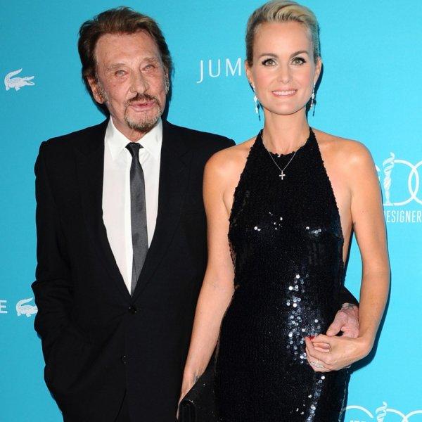 Johnny & Laeticia