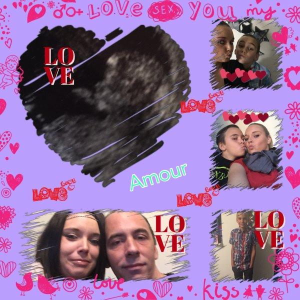 Ma vie bébé chou et mon amour