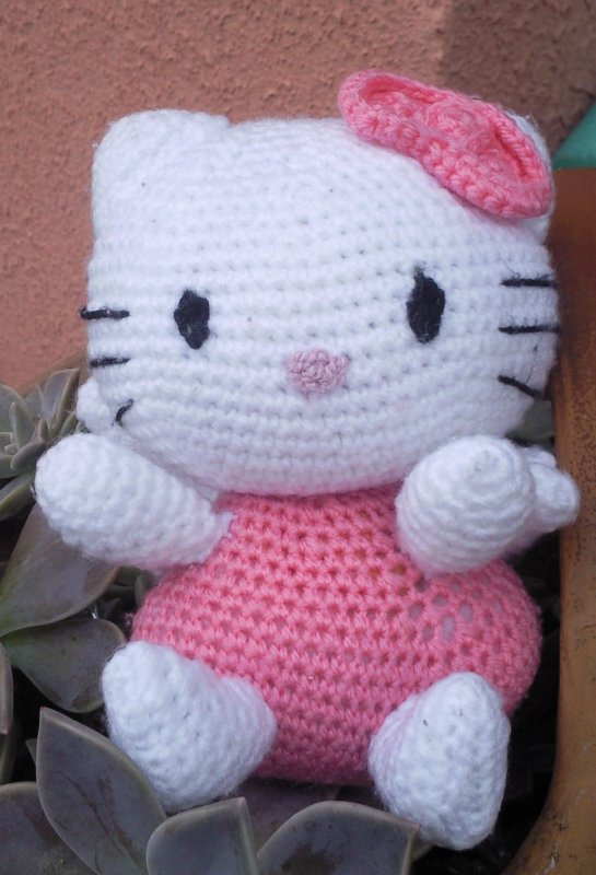 Tuto Gratuit Amigurumi Hello Kitty : Articles de crochetdemy83 tagges