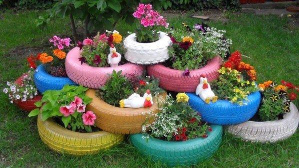 bonne journ e avec de belles cr as et cette jolie id e de recyclage crochet animaux. Black Bedroom Furniture Sets. Home Design Ideas