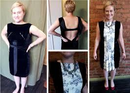 Trop de petites robes noires, alors il faut les customiser.