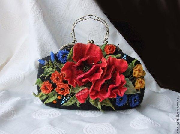 De superbes sacs créés par une artiste russe.