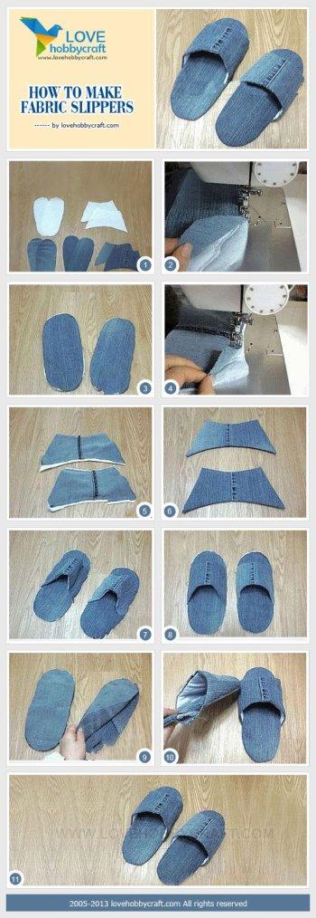 Que faire avec votre vieux jean...