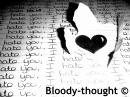 Photo de Bloody-thought
