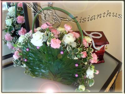 Blog de lisianthus page 68 art floral bouquet for Lisianthus art floral
