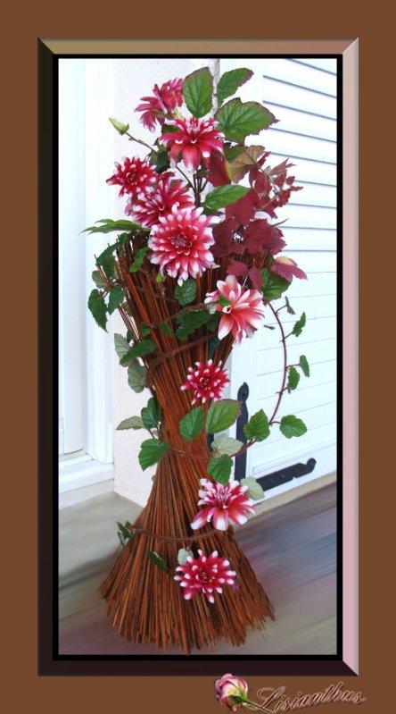 Blog de lisianthus page 51 art floral bouquet for Lisianthus art floral