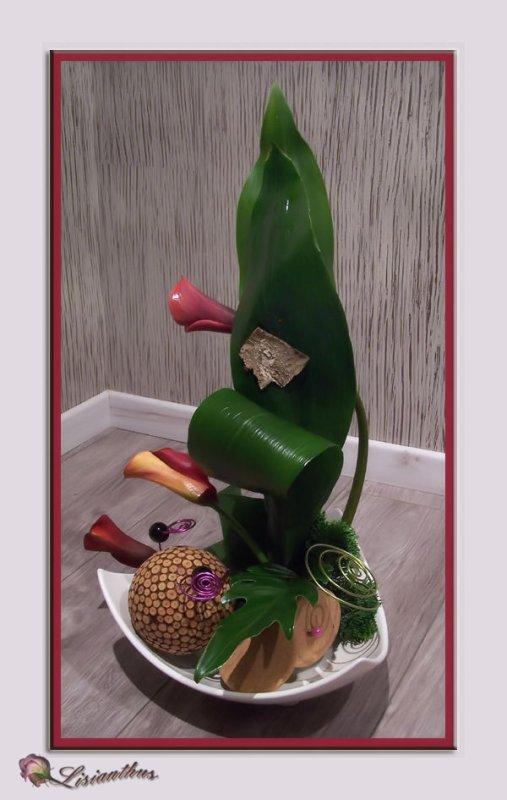 blog de lisianthus page 47 art floral bouquet cr ations florales de lisianthus. Black Bedroom Furniture Sets. Home Design Ideas