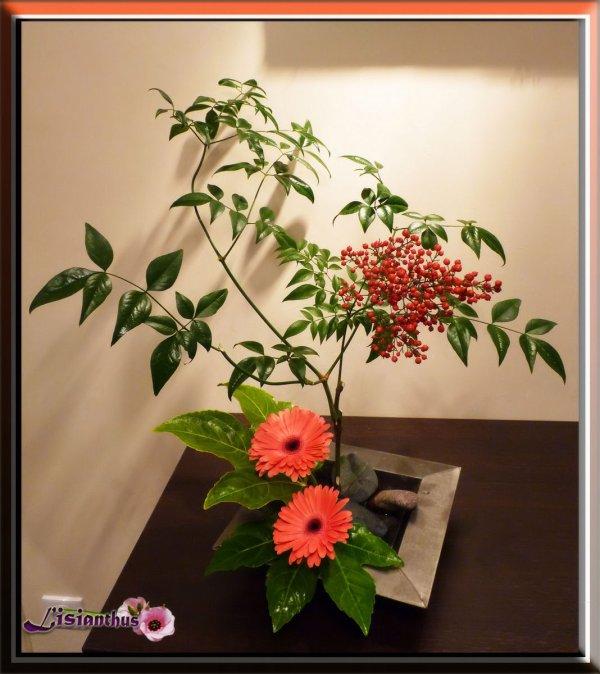 Blog de lisianthus page 39 art floral bouquet for Lisianthus art floral