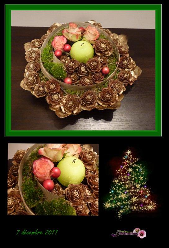 création de Noël