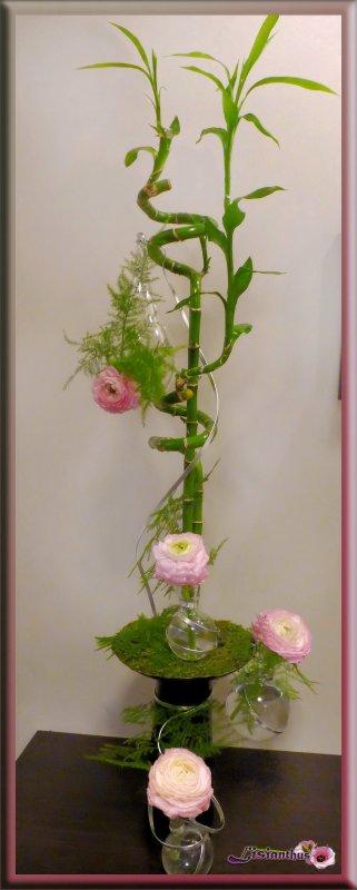 "Articles de lisianthus taggés ""renoncules"" - Art Floral ..."