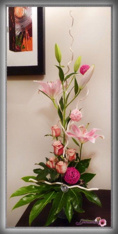 Bouquet d'entrée
