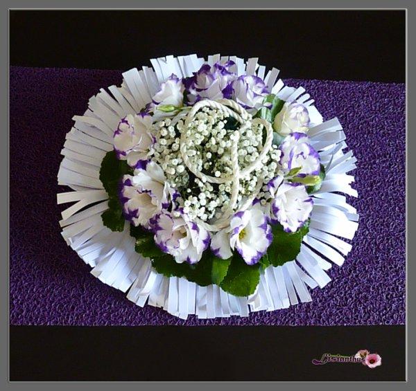 Blog de lisianthus page 18 art floral bouquet for Lisianthus art floral
