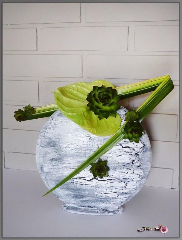 Blog de lisianthus page 15 art floral bouquet for Lisianthus art floral