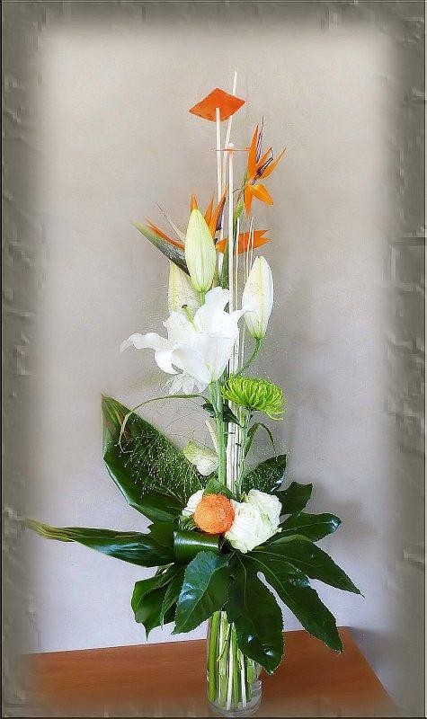 Blog de lisianthus page 13 art floral bouquet for Lisianthus art floral