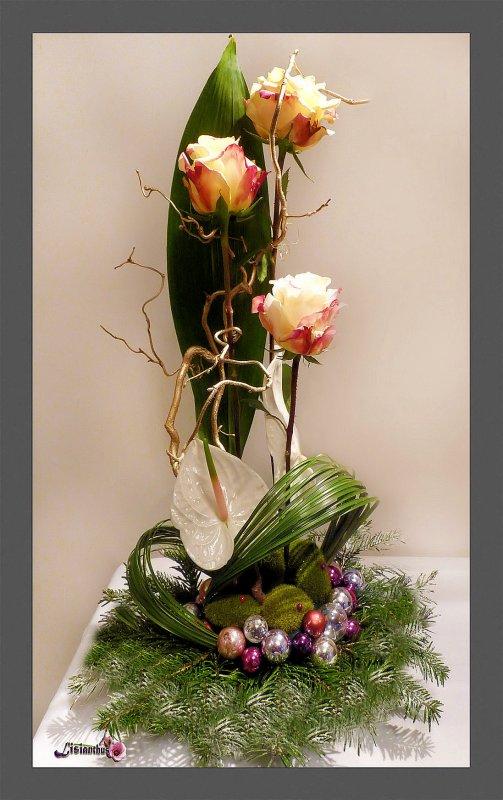 Blog de lisianthus page 9 art floral bouquet for Lisianthus art floral