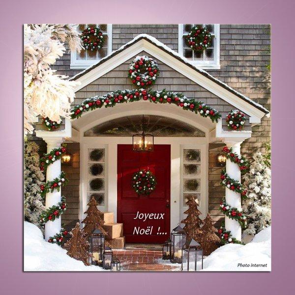 Bon Noël à vous tous