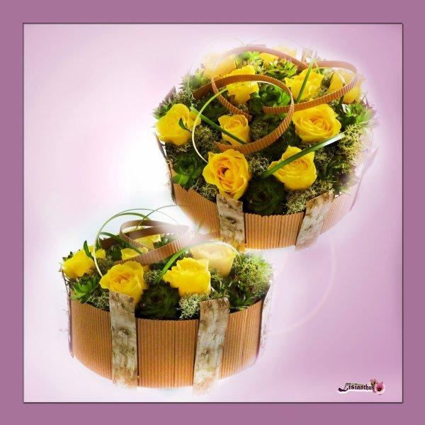 Blog de lisianthus page 5 art floral bouquet for Lisianthus art floral