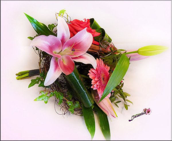 Blog de lisianthus art floral bouquet cr ations for Bouquet par internet