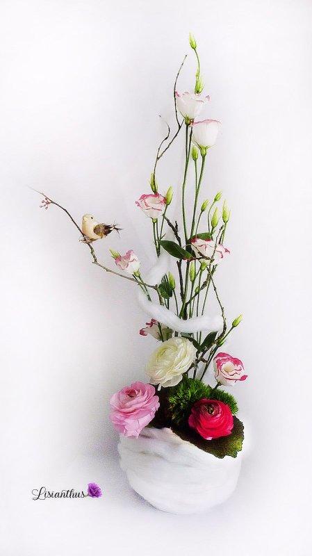 Bouquet frileux