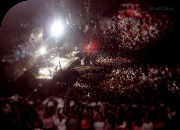 Pendant une soirée, ils ont mis un peu de réalité dans mon rêve... 14 Avril 2010 ♥