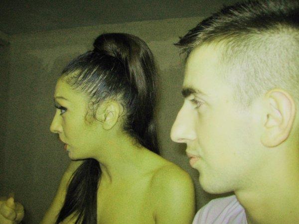 Adelina me fansin Bajram Morina