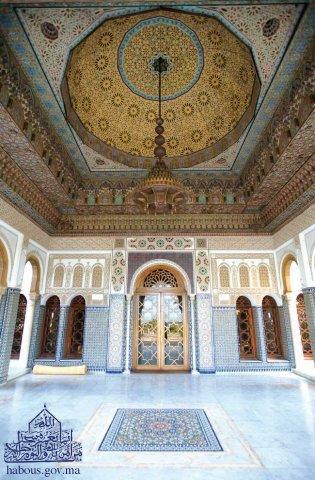 مسجد لالة سكينة, الرباط