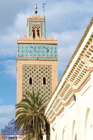 مسجد مولاي اليزيد, مراكش