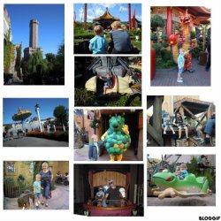 Phantasialand (Allemagne), 15 aout 2011