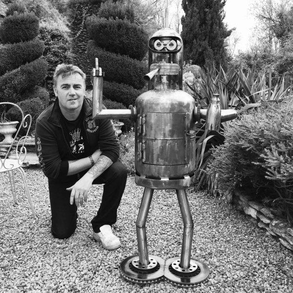 Bender Futurama par Falko
