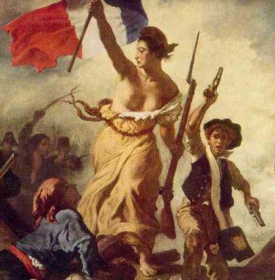 Anonymous et la liberté.