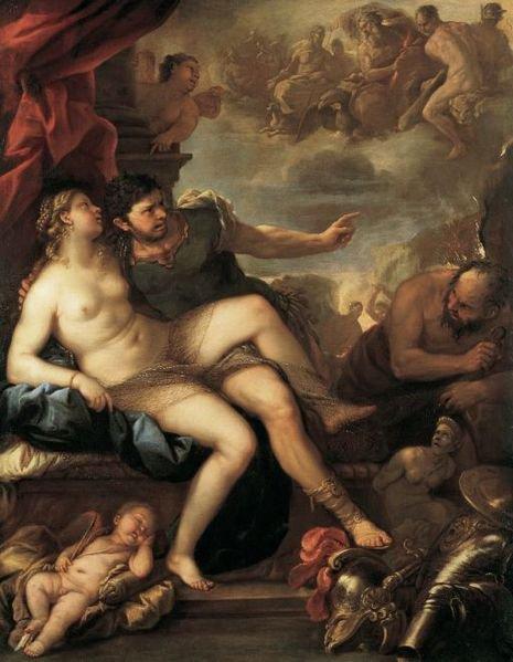 Héphaïstos, sixième partie